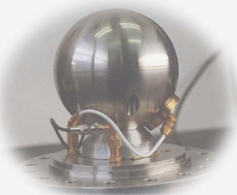 spherical resonator