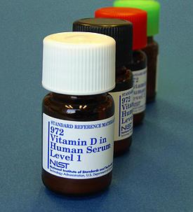 SRM 972, Vitamin D in Human Serum