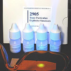 SRM 2905, Trace Particulate Explosive Simulants