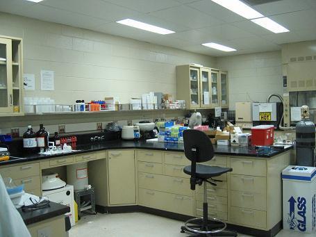 NCNR Laboratory E138
