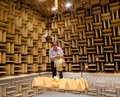NIST Anechoic Chamber