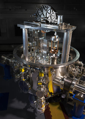 The NIST-4 watt balance