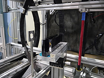 MBM experiment setup