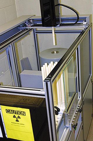 automated ionization chamber