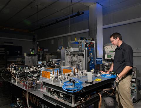 FLOCs and manometer in lab