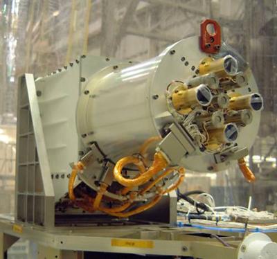 photo of NISTAR instrument