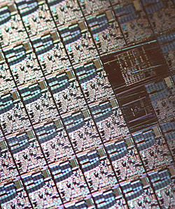 photo of microchips
