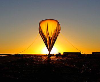 LASP balloon