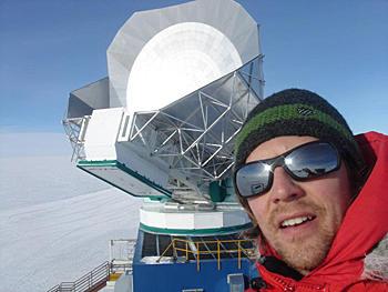 NIST Boulder researcher Johannes (Hannes) Hubmayr