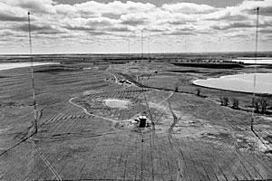 wwvb antennas 1963