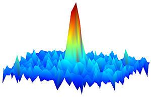 molecular gas image