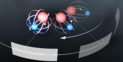 JILA Spin Trap to measure electron EDM.
