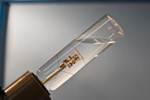 microcapillary tube