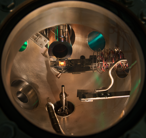 silicon deposition chamber