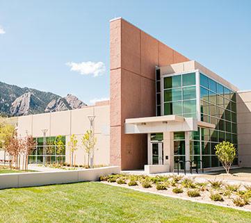 Boulder PML building