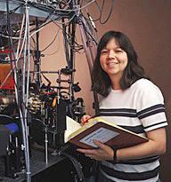 Physicist Deborah Jin