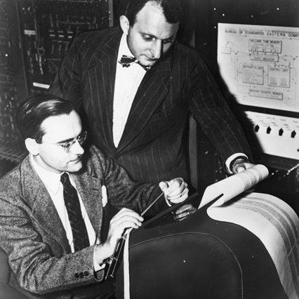 Samuel Alexander and Ralph Slutz