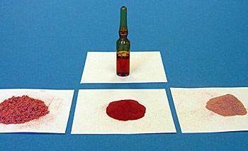 SRM 3282 Low-Calorie Cranberry Juice Cocktail, SRM 3281 Cranberry (Fruit), SRM 3283 Cranberry Extract, and SRM 3284 Cranberry-Containing Solid Oral Dosage Form