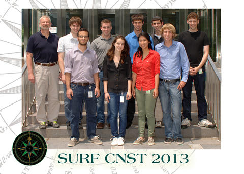 SURF CNST group photo