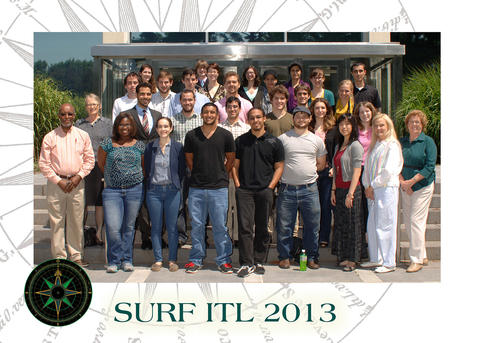 SURF ITL group photo