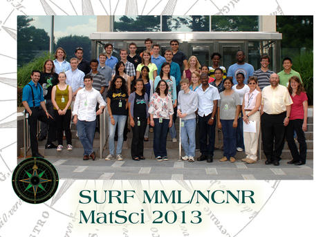 SURF MML group photo