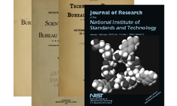 JRes NIST archived volumes