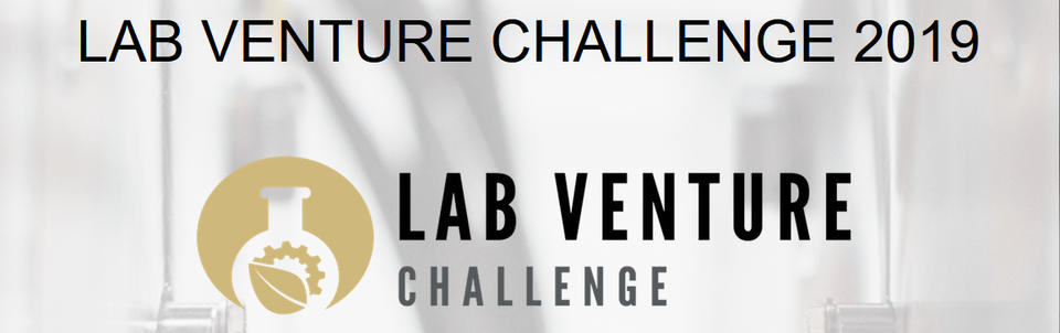 Banner image for Lab Venture Challenge 2019