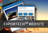 exportech website thumbnail