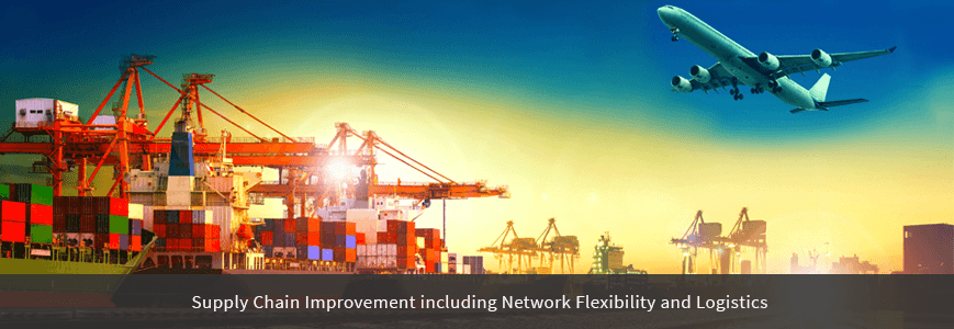 Supply Chain Reports Header
