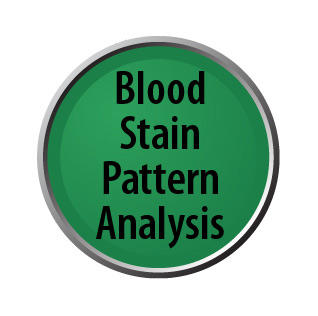Bloodstain Pattern lollipop