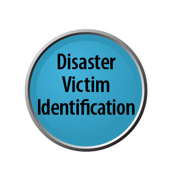 Disaster Victim Identification lollipop