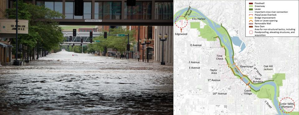 Cedar Rapids Flood and Resilience Plan