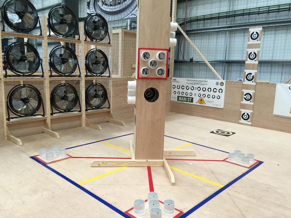Test Methods for aerial robots
