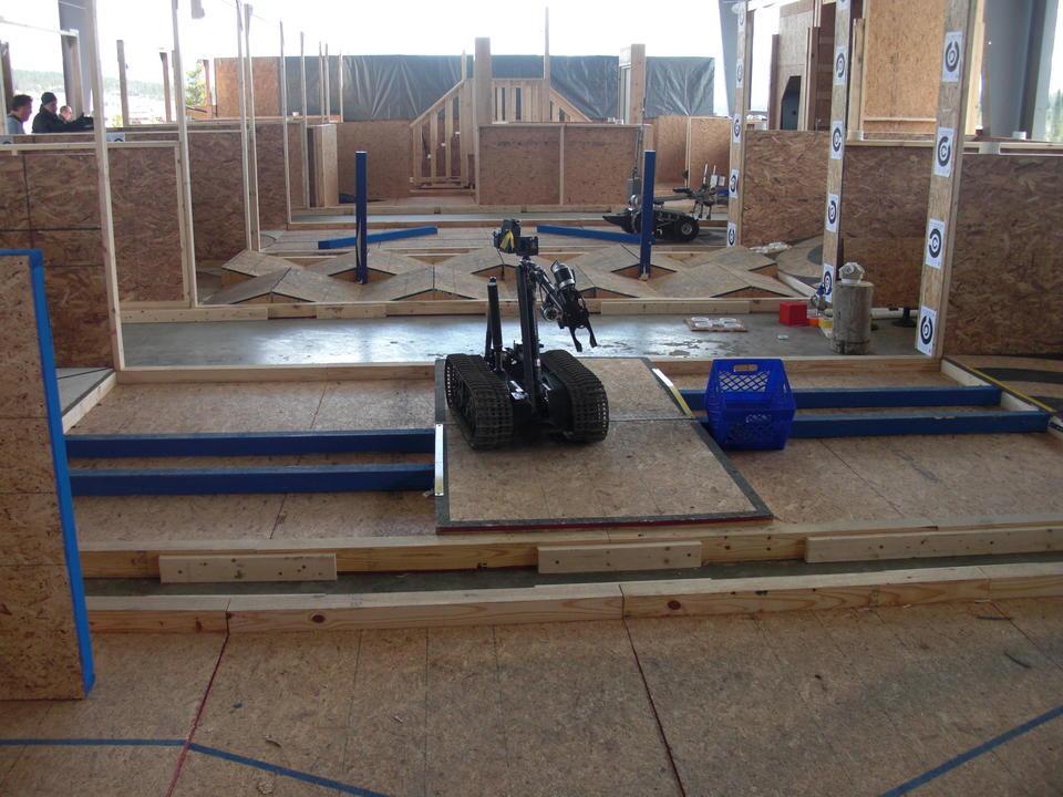 Test Methods for ground robots