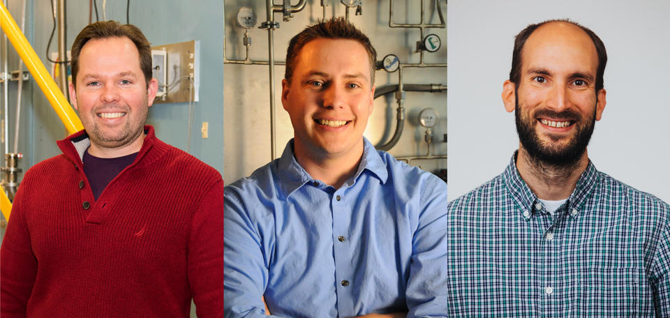 Presidential Early Career Awards for Scientists and Engineers (PECASE) NIST Winners