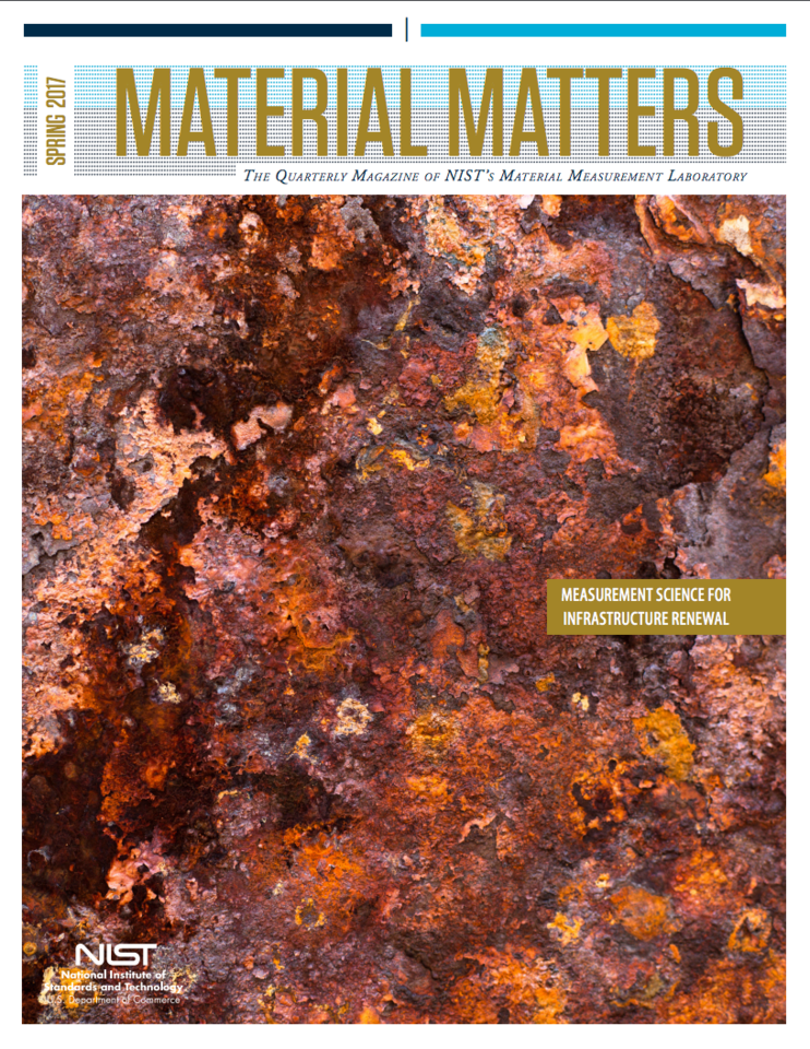 Material Matters Spring 2017 Cover