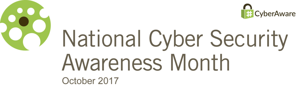 Cyber Awareness Month Banner