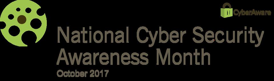 Cyber Awareness Month Banner