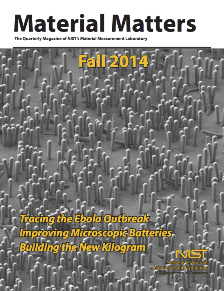 fall 2014 material matters magazine cover