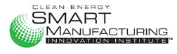 Clean Energy Smart Manufacturing Innovation Institute Logo