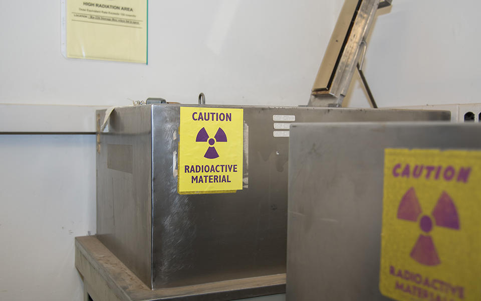 Radioactive samples for sale