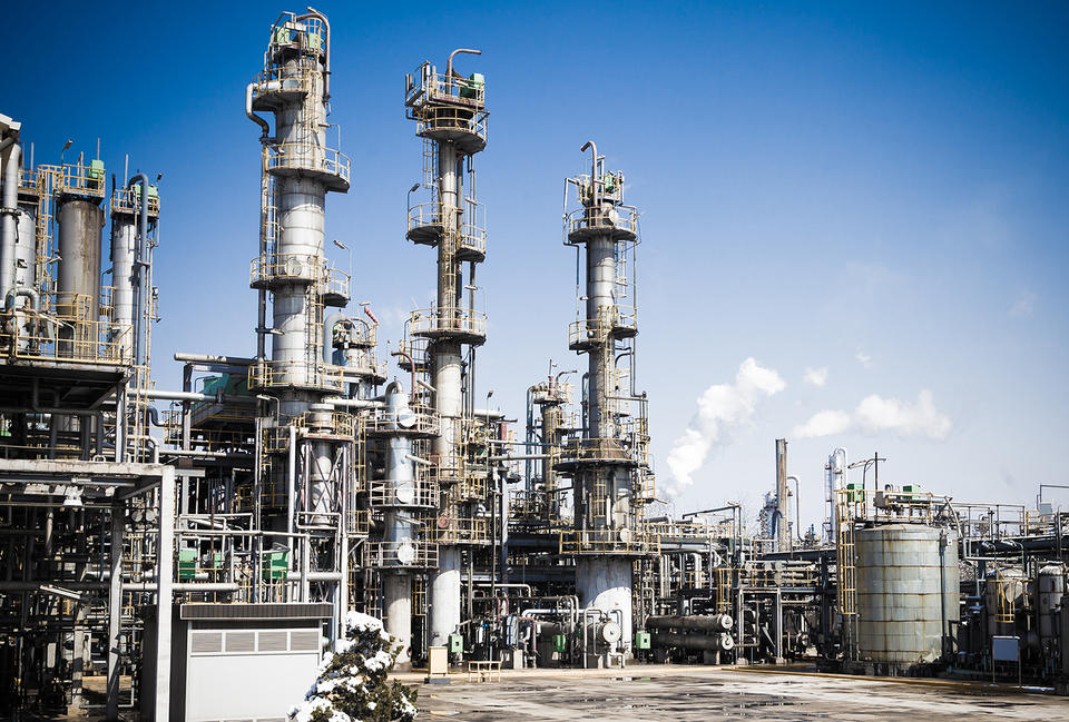 Chemical Manufacturing Plant