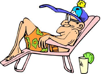 retirement on the beach