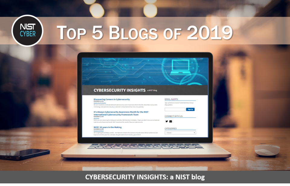 Top 5 Cybersecurity Insights Blog Image
