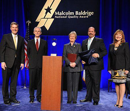 2011 Baldrige recipients: Henry Ford Health System