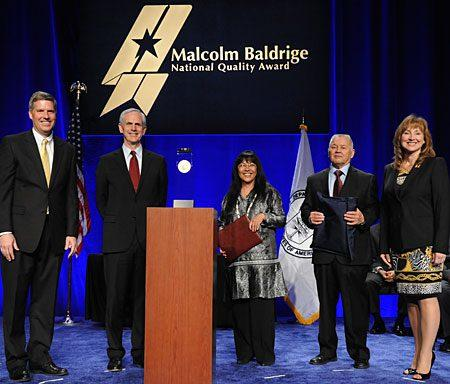 2011 Baldrige recipients: Southcentral Foundation