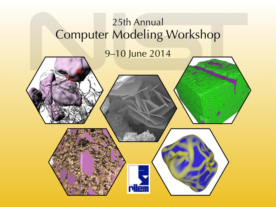 2014 Computer Modeling Workshop Poster
