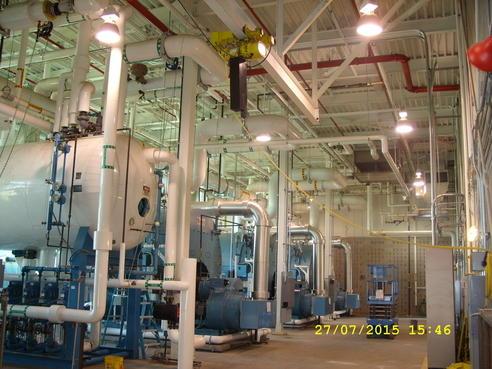Boulder Indoor Steam Plant
