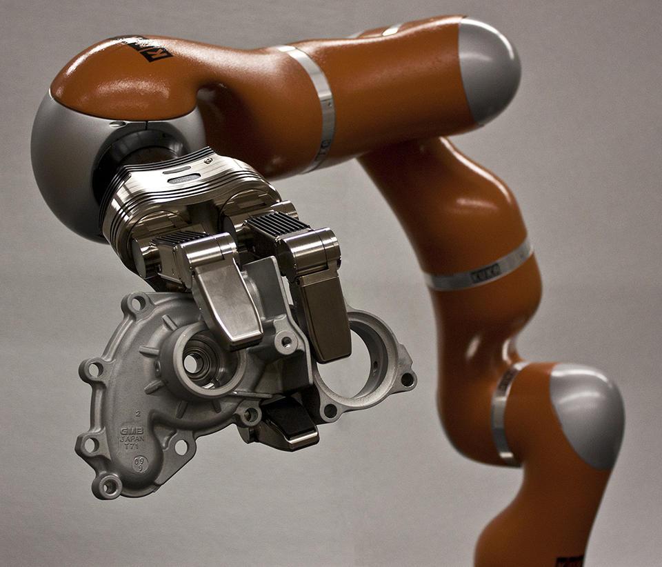 DexMan Robot Hand
