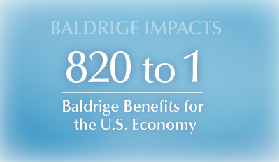 Baldrige Impacts Data